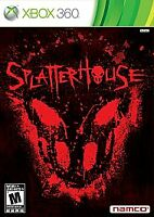 Splatterhouse Microsoft Xbox 360 2010 Brand New Factory Sealed