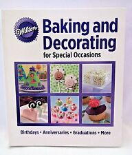 Wilton Cookbook Baking And Decorating For Special Occasions New