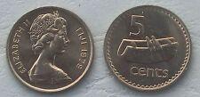 Fiji/fiji 5 centavos 1979 p29 unz.