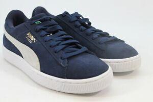 Puma Classic + Men's Sneakers Peacoat/White Sneakers 7M(ZAP9806)