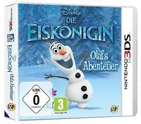 Die Eiskönigin - Völlig unverfroren - Olafs Abenteuer - Nintendo 3DS - *NEU*