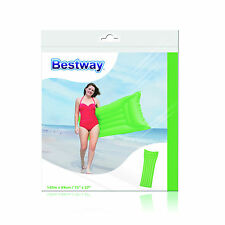 Bestway Inflatable Adult Pool Float Floating Sun Lounger X 2 AU