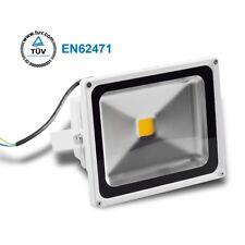 Lampe LED 30W Blanc 2900lm IP65 TÜV blanc BOÎTIER