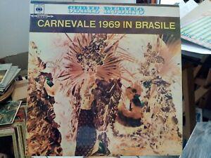 Carnival 1969 IN Brazil LP Made IN Italy CBS S52655 Ruby Series