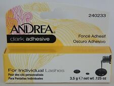 ANDREA PERMALASH Dark 300515 Wasserfester dunkler/schwarzer Wimpernkleber SUPER!
