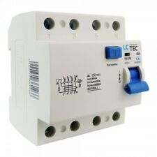 LC Fi-Schalter 40A 30mA 4-Polig Typ AC FI-Schutzschalter R60M4P40 LC 1466