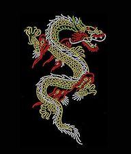 Dragon Iron on T Shirt Design Rhinestone Iron on Transfer      VTXS