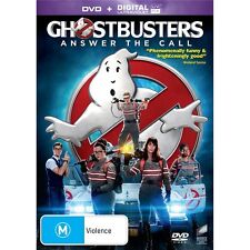 GHOSTBUSTERS-Zach Woods-Region 4-New AND Sealed