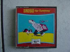 """Sindbad der Seefahrer """"Super 8mm Film - 17  meter,s/w.-Trickfilm"""