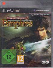 Dynasty Warriors 7 - Empires (PS3)