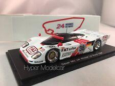 Spark 1/43 Dauer Porsche 962 LM #36 Winner 24H Le Mans 1994 Art. 43LM94