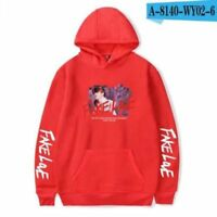 Unisex KPOP Fake Love BTS Bangtan Boys Men Women Hoodie Sweatshirt Sweater