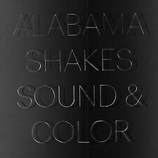 Sound & Color - 2 DISC SET - Alabama Shakes (2015, Vinyl NEUF)