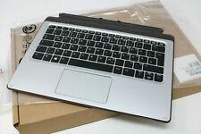 HP Elite x2 1012 G1 Advanced Keyboard Deutsch P5Q65AA#ABD NEU HSTNN-I72k