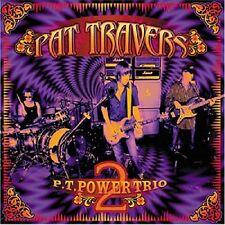 Pat Travers - Pt Power Trio 2 [CD]
