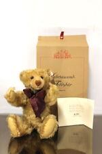 Steiff Jahrtausend-Teddybär blond 43, 1999, 670374
