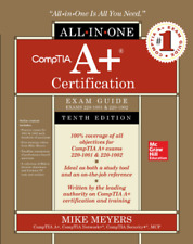 🔥 CompTIA A+ All-in-One Exam Guide, Tenth Edition(220-1001  220 - 1002) Digital