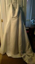 Gorgeous Wedding Gown by Serenity Bridal Size 18- LQQK!!