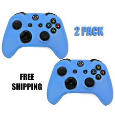 NEW Silicone Soft Rubber Gel Grip Case Skin Cover Xbox One Controller