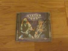STATUS QUO CLASSIC AIRWAVES CD BEST OF BROADCASTING LIVE