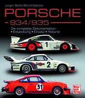 Porsche 934/935: Die komplette Dokumentation - Jürgen Barth, Bernd Dobronz
