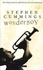WONDERBOY Stephen Cummings PB BOOK Melbourne Singer Songwriter