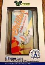 "Disney D-Tech "" OLAF "" iPhone 5 / 5s Phone Case New in Package Blow Out Sale"