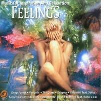 Feelings vangelis Mike Oldfield Julee Cruise Enigma sacred spirit Clannad & Bono