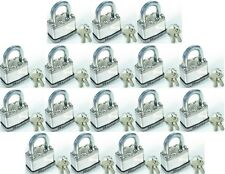Lock Sey By Master M1KA (Lot of 17) KEYED ALIKE Magnum® Stainless Carbide