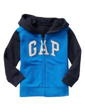 BNEW GAP Colorblock Arch Logo Fleece kids Hoodie Jacket (for 5 yrs old)
