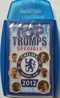 Chelsea FC 2012 Top Trumps Special BRAND NEW SEALED FREE P&P Blues Terry, Drogba
