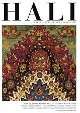 Hali Magazine: #114 Jan-Feb 2001L Safavid Mughal Mamlu Turkish Persian Indian