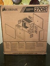 CORSAIR Carbide 270R Mid-Tower Case, Window Side Panel