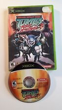 Teenage Mutant Ninja Turtles 3: Mutant Nightmare (Microsoft Xbox, 2005)