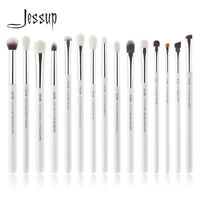 Jessup Makeup Brushes Set 15Pcs  Concealer  Eyeshadow Blending Cosmetic Tool