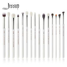 Jessup Completed Brushes Set 15Pcs Eye Makeup Brush Blending  Eyeshadow Tool