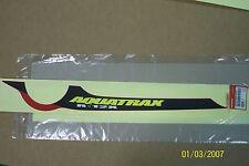 Honda AquaTrax R-12X RIGHT Stripe Decal NEW OEM 83505-HW3-670ZA Graphic Sticker
