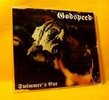 MAXI Single CD Godspeed Swimmer's Ear 6TR 1995 Emo Hardcore Metal MEGA RARE !