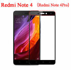 Full Cover Tempered Glass For Xiaomi Redmi 4X Note 4 Pro 4X 4A Screen Protector