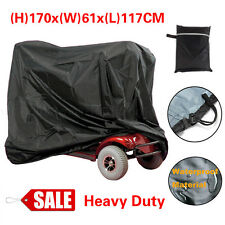 Large Simplantex Mobility Scooter Storage Rain Cover Waterproof Disability