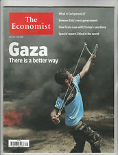THE ECONOMIST Magazine 19 May 2018 - Gaza