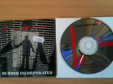 BRUCE SPRINGSTEEN ~'MURDER INCORPORATED'~RARE PROMO ONLY CD SINGLE 1995~SAMPCD26