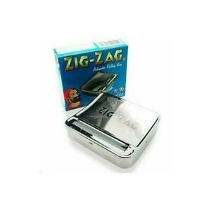 Automatic Rolling Machine Tin Box Metal Roller Cigarette Tobacco Roll Up