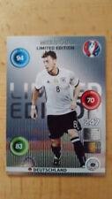Panini Adrenalyn XL EM Euro 2016 Limited Edition Card Özil Classic