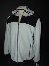 NWT, TOMMY HILFIGER Mens Colorblocked Fleece Jacket ~ XL...
