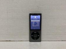 apple ipod modello a1320 16gb usato colore grigio con fotocamera 5°generazione