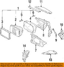 TOYOTA OEM 90-93 Celica-Headlamp Motor 8566020031
