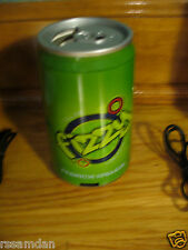 """Soda Can Shaped Rechargeable Speaker by Killer Concepts (""""Fizzy Soda"""")  New"""