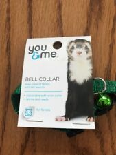 You & Me Bell Collar Keep Track Of Ferrets With Bell Sounds Ships N 24h