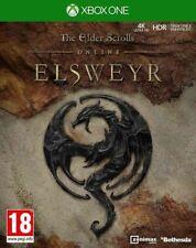 The Elder Scrolls Online Elsweyr Xbox One * NEW SEALED PAL *